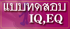 ทดสอบ IQ EQ