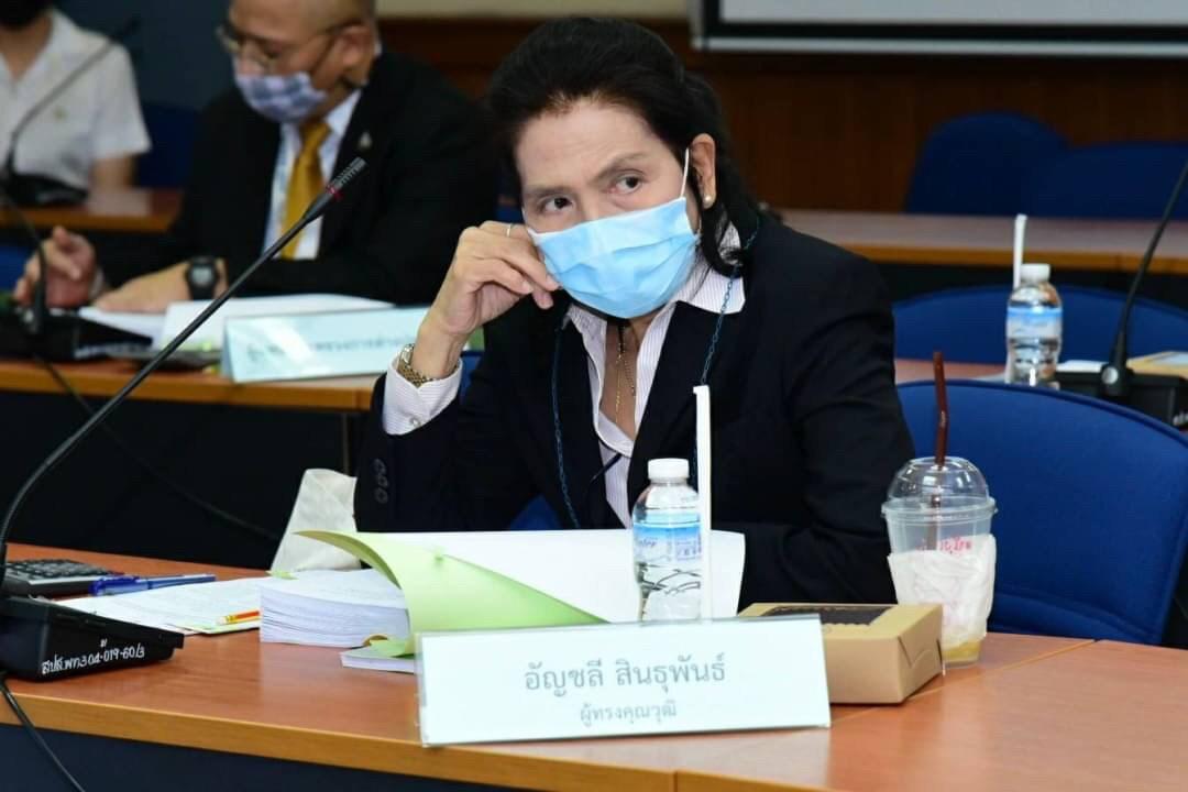 ประชุมคณะกรรมการกองทุนเพื่อการบริหารจัดการการทำงานของคนต่างด้าว ครั้งที่ 3/2564