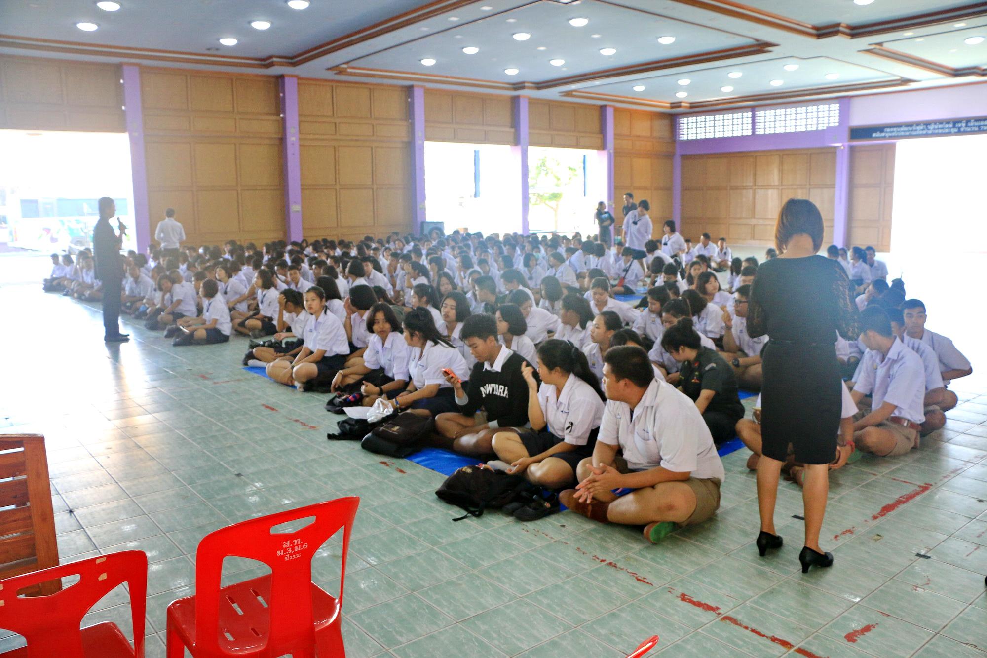 โครงการเตรียมความพร้อมแก่กำลังแรงงาน ครั้งที่ 1/2560