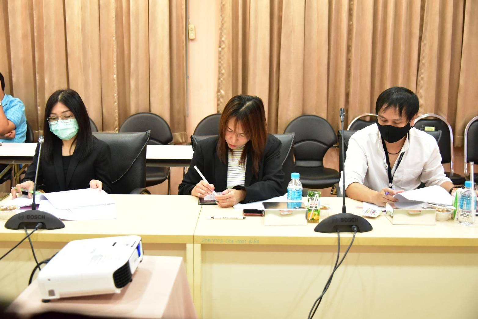 รองอธิบดีกรมการจัดหางาน ประชุมหารือแนวทางการแก้ไขข้อขัดข้องเกี่ยวกับการดำเนินการตามมติคณะรัฐมนตรี เมื่อวันที่ 20 สิงหาคม 2562 และมติคณะรัฐมนตรีเมื่อวันที่ 4 สิงหาคม 2563
