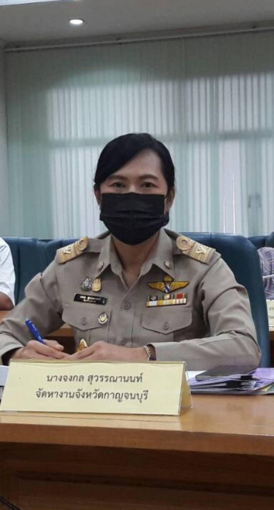 รองอธิบดีกรมการจัดหางาน ร่วมคณะตรวจเยี่ยมการปฏิบัติงานของฝ่ายความมั่นคงในพื้นที่ชายแดนไทย-เมียนมา
