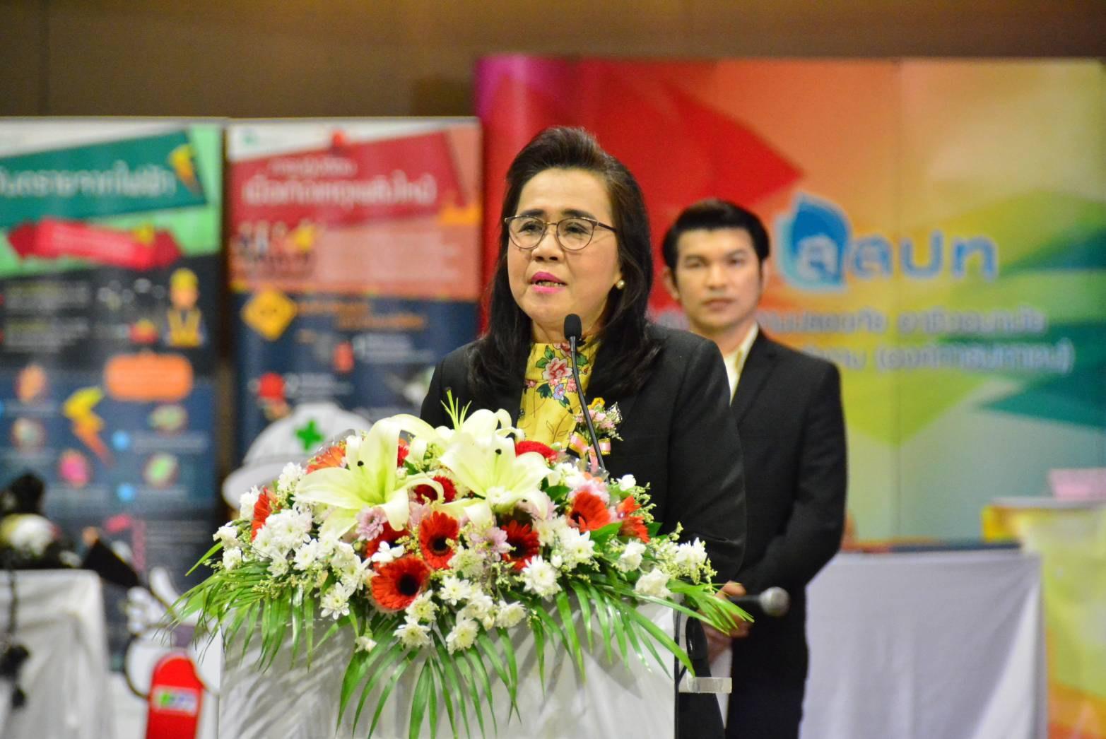 """รมว.แรงงาน ลงพื้นที่สงขลา เปิดนัดพบแรงงานประจำปี 2562 """"Songkhla Job Fair 2019"""""""