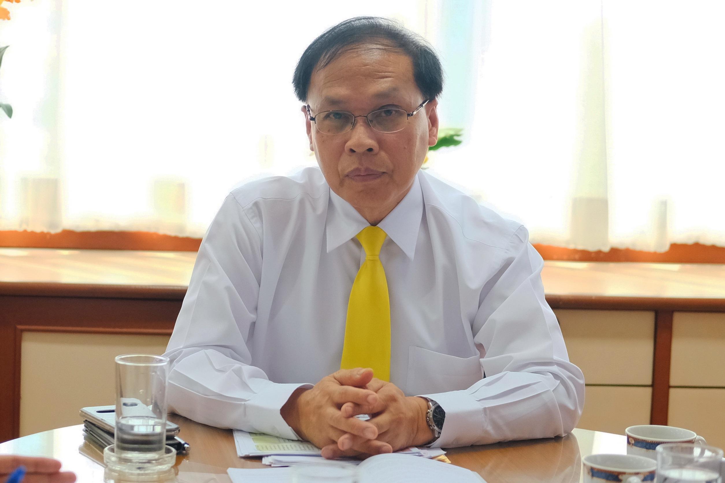 รองอธิบดีกรมการจัดหางาน ให้การต้อนรับรองอธิบดีกรมการกงสุล พร้อมบริษัทจัดหางาน เพื่อหารือเรื่องแรงงานไทยที่อุซเบกิสถาน