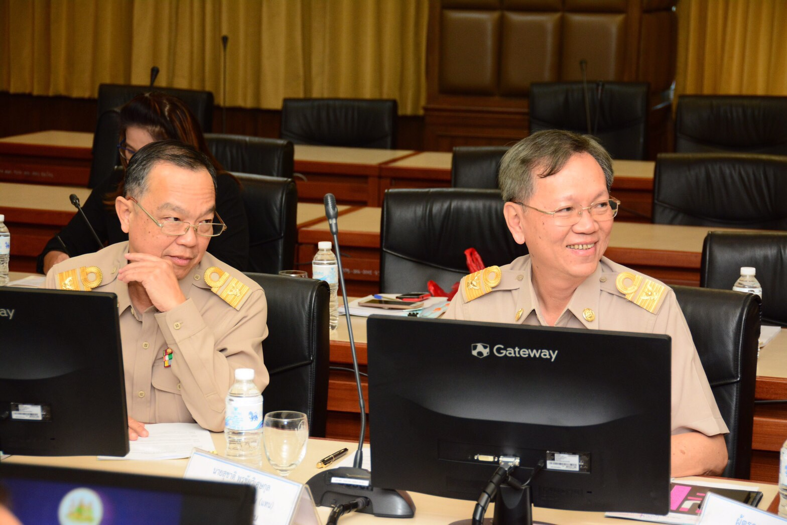 รมว.แรงงาน มอบนโยบายในการตรวจนิเทศการปฏิบัติงานของสำนักงานแรงงานไทยในต่างประเทศ
