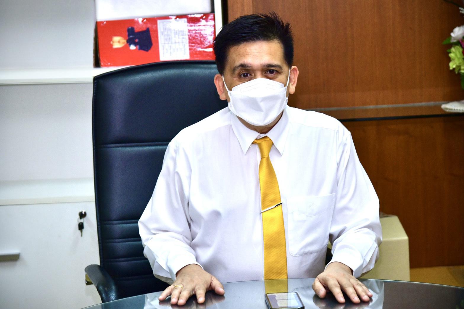 อธิบดีกรมการจัดหางาน  ประชุมหารือเพื่อแก้ไขระเบียบการจัดส่งแรงงานไทยไปทำงานต่างประเทศ