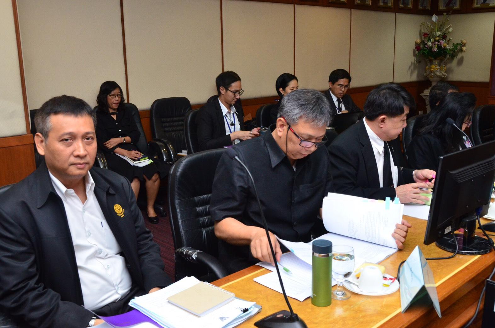 การประชุมคณะอนุกรรมการแก้ไขปัญหาการค้ามนุษย์และแรงงานผิดกฎหมาย (อกคร.)