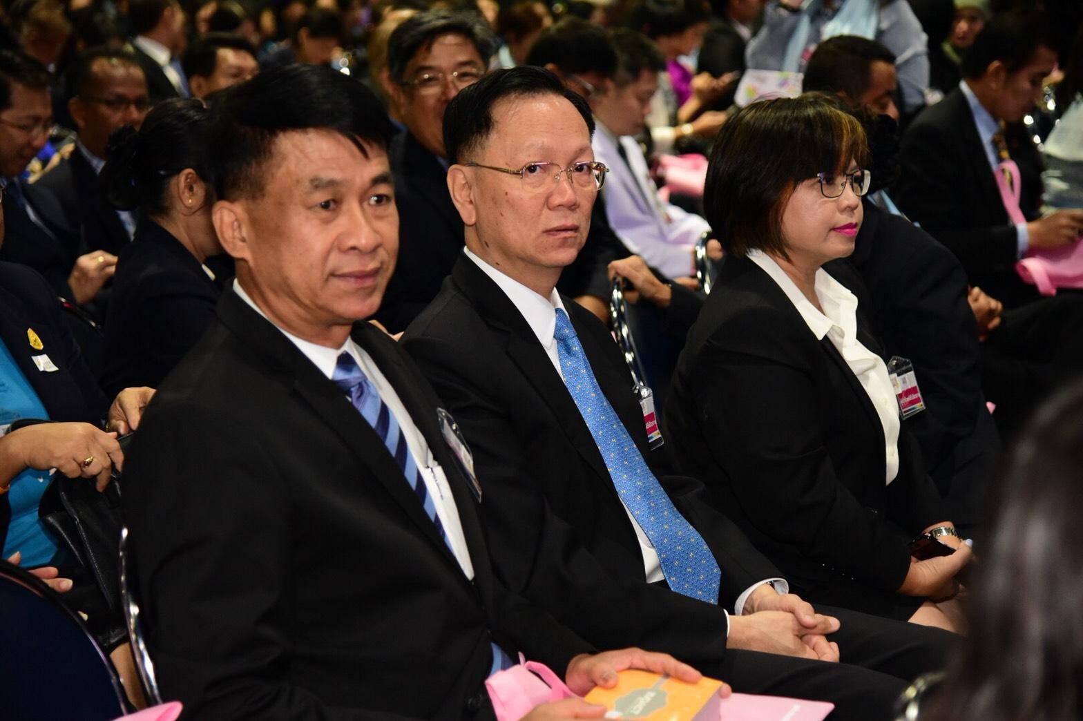 กกจ.ร่วมกิจกรรม Thailand Social Expo 2018 ที่เมืองทองธานี