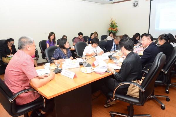 กรมการจัดหางานร่วมหารือภาครัฐ-เอกชนส่งพ่อครัว-แม่ครัวไทยไปต่างประเทศ