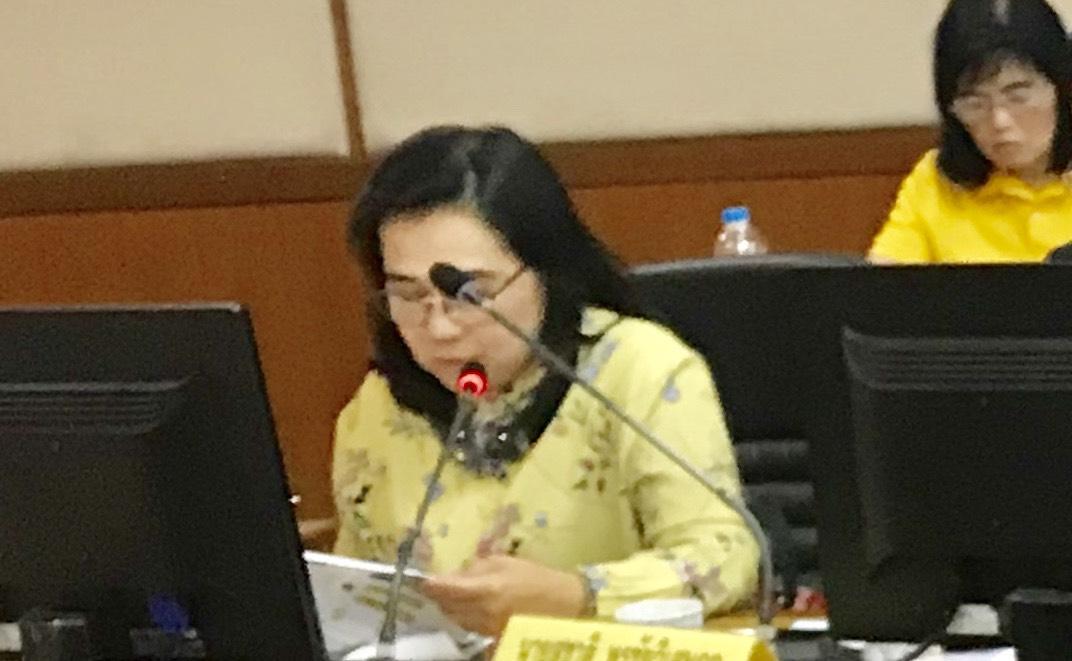 กระทรวงแรงงาน ประชุมเตรียมความพร้อมการนำเสนอข้อมูลในการดำเนินงานต่อรัฐมนตรีว่าการกระทรวงแรงงาน