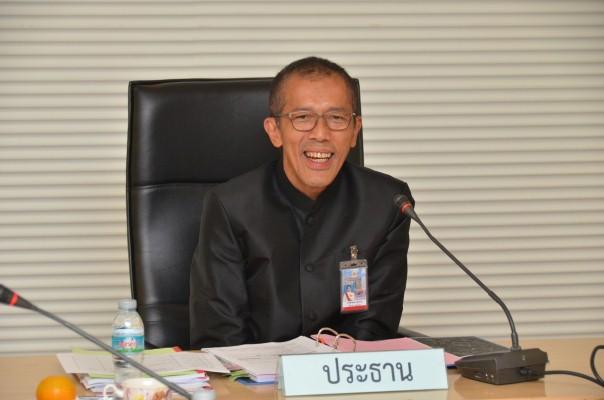 ประชุมคณะกรรมการบริหารกองทุนเพื่อผู้รับงานไปทำที่บ้าน ครั้งที่1/2560