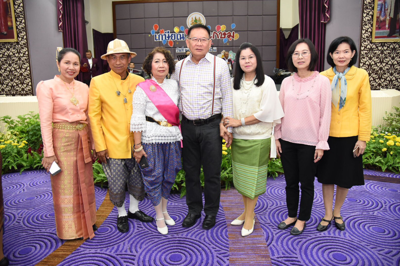 กระทรวงแรงงาน จัดงาน เลี้ยงผู้เกษียณอายุราชการ ประจำปี 2561