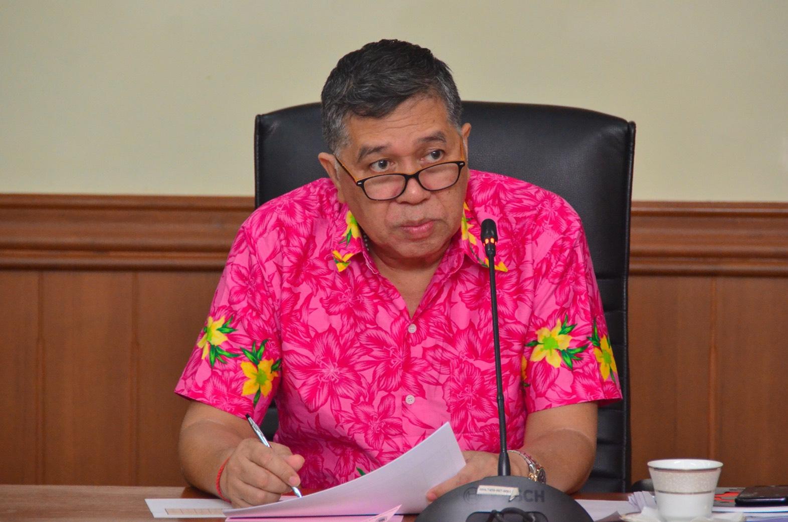 นายสมบัติ นิเวศรัตน์ รองอธิบดีกรมการจัดหางาน เป็นประธานการประชุมแนวทางการดำเนินการกรณีแรงงานต่างด้าวยื่นคำขอภายในวันที่ 31 มีนาคม 2561 ณ ห้องประชุม เทียน อัชกุล ชั้น 10  กรมการจัดหางาน