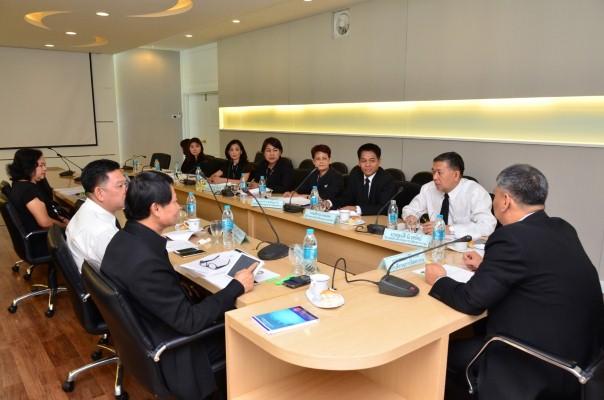 ประชุมเพื่อเตรียมการด้านข้อมูลประกอบการเจรจากับฝ่ายเวียดนาม และซักซ้อมความเข้าใจในประเด็นที่จะเจรจากับฝ่ายเวียดนามในการประชุมระดับวิชาการเวียดนาม – ไทย ในวันที่ 19 – 21 กุมภาพันธ์  2560   ณ กรุงฮานอย สาธารณรัฐสังคมนิยมเวียดนาม