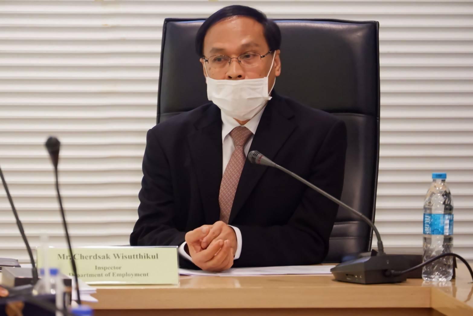 กกจ. ประชุมหารือข้อตกลงการจ้างแรงงานไทยทำงานชั่วคราวในภาคเกษตรอิสราเอลระดับเจ้าหน้าที่อาวุโส