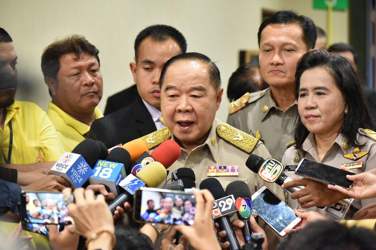 ที่ประชุมคณะกรรมการนโยบายการบริหารจัดการการทำงานของคนต่างด้าว เห็นชอบให้แรงงานกัมพูชา ลาว เมียนมาฯ