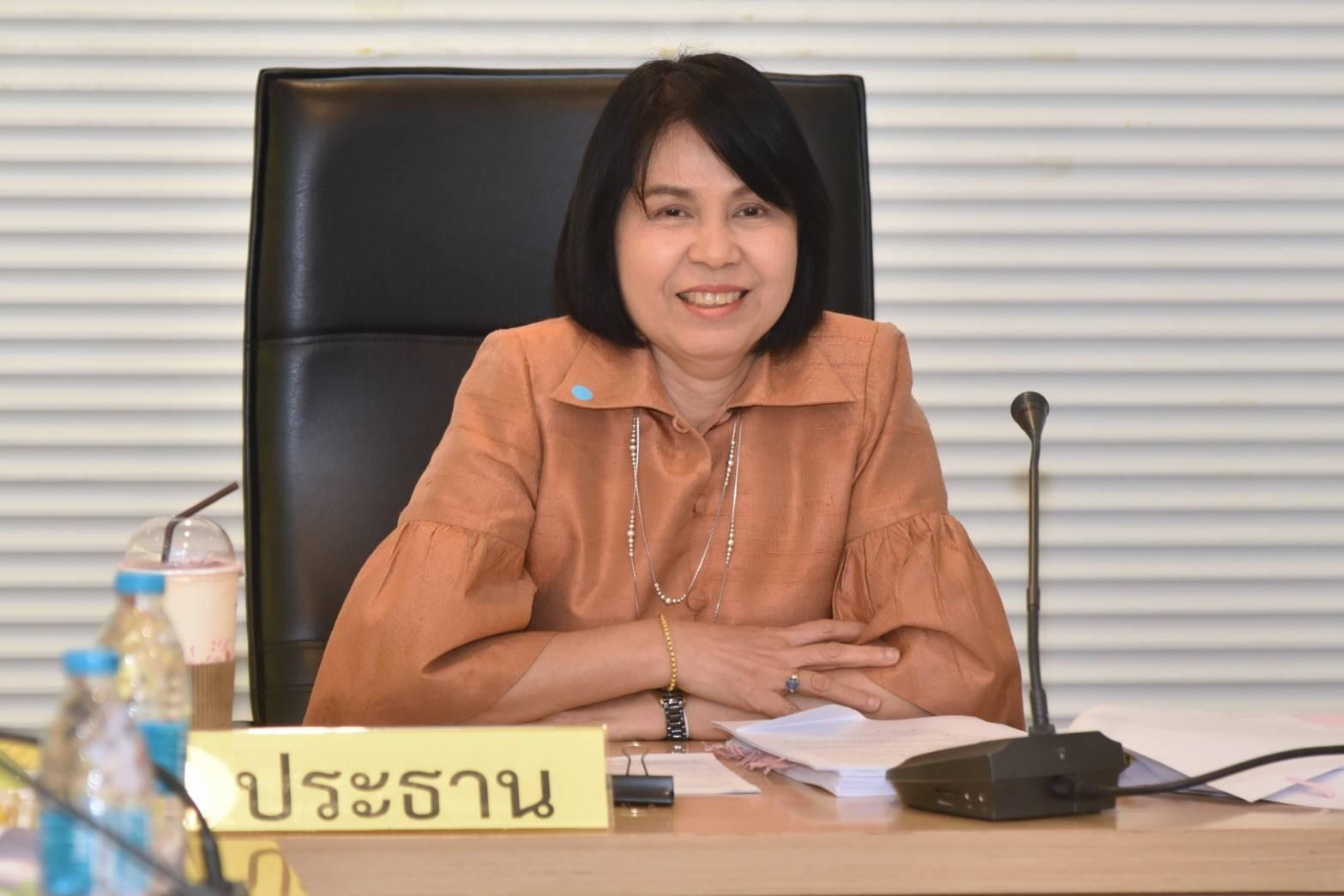 ประชุมคณะอนุกรรมการพิจารณากลั่นกรองคำร้องขอกู้ยืมเงินกองทุนเพื่อผู้รับงานไปทำที่บ้าน ครั้งที่ 2/2563