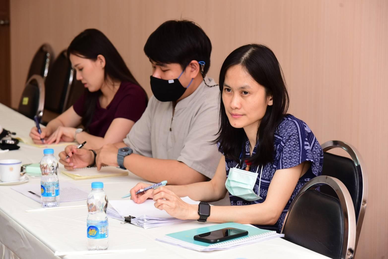 รองอธิบดีกรมการจัดหางาน  ประชุมติดตามการดำเนินงานโครงการส่งเสริมการจ้างงานใหม่สำหรับผู้จบการศึกษาใหม่โดยภาครัฐและภาคเอกชน (Co-Payment)