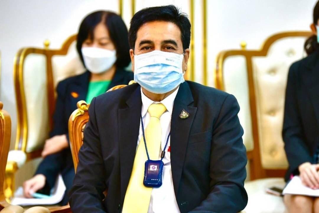 ร่วมให้การต้อนรับประธานองค์การส่งเสริมการค้าต่างประเทศของญี่ปุ่น ประจำกรุงเทพฯ
