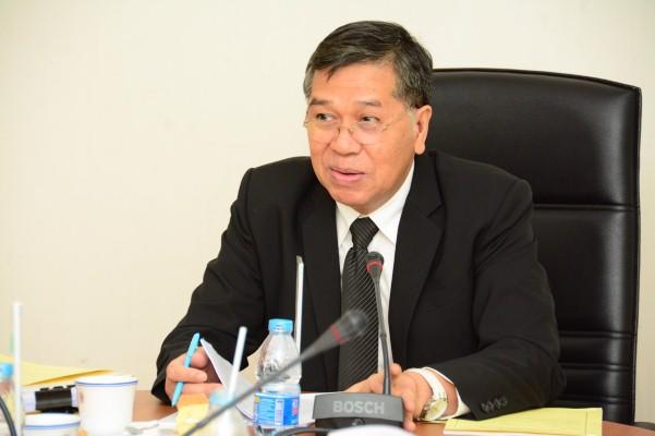 ประชุมคณะกรรมการเปรียบเทียบตามพระราชบัญญัติการทำงานของคนต่างด้าว พ.ศ. 2551