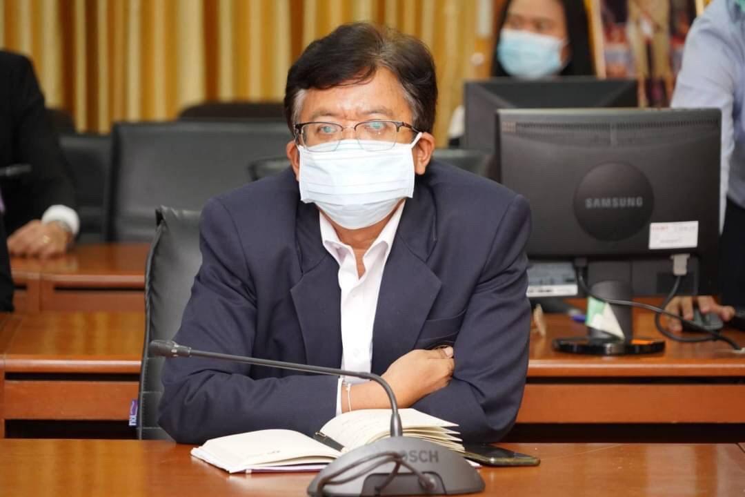รองอธิบดีกรมการจัดหางานประชุมกำหนดแนวทางการดำเนินงาน ภายใต้สถานการณ์การแพร่ระบาดของโรคติดเชื้อไวรัสโคโรนา 2019 (โควิด – 19)