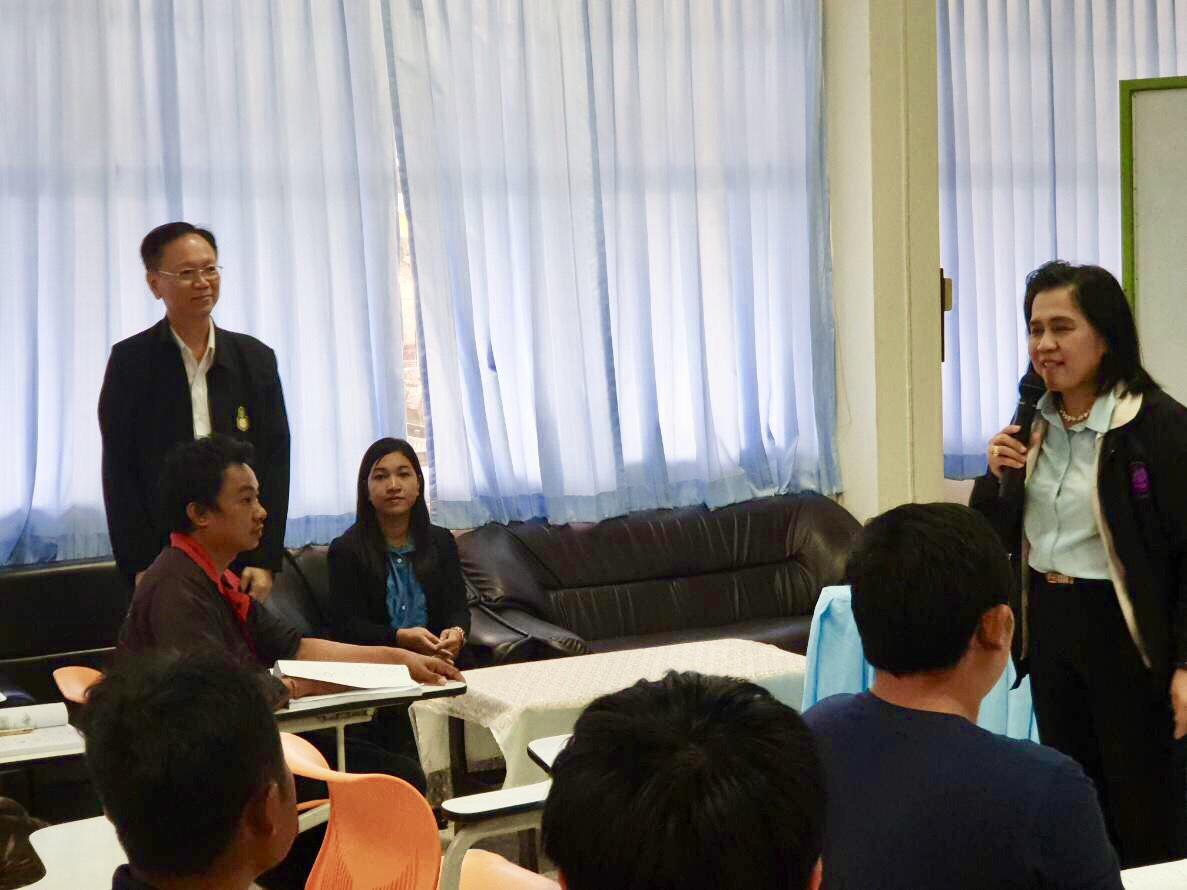 จัดหางานร่วมกับพัฒนาฝีมือแรงงานอบรมภาษาเกาหลีให้แรงงานไทย