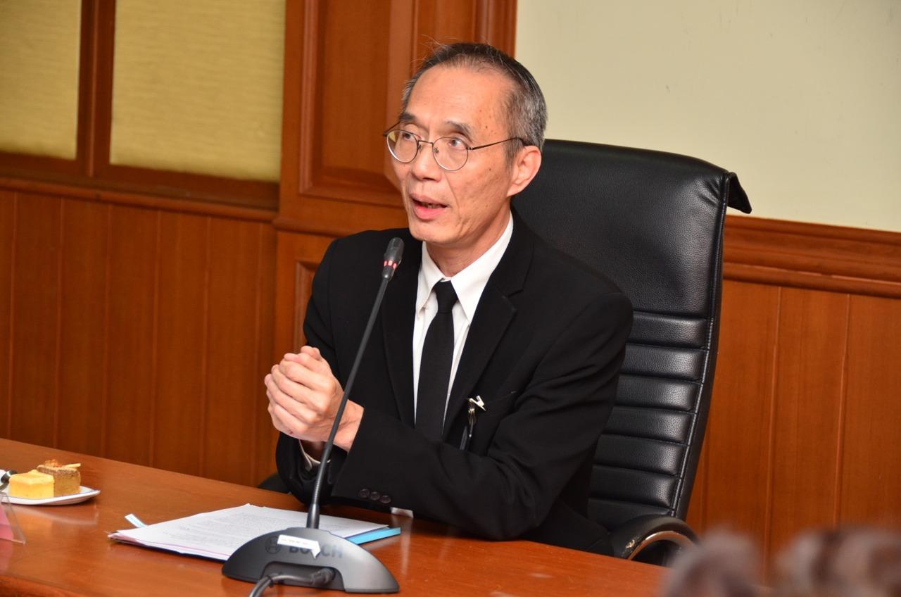 การประชุมเชิงปฏิบัติการยุทธศาสตร์การบริหารจัดการแรงงานต่างด้าว พ.ศ.2560-2564