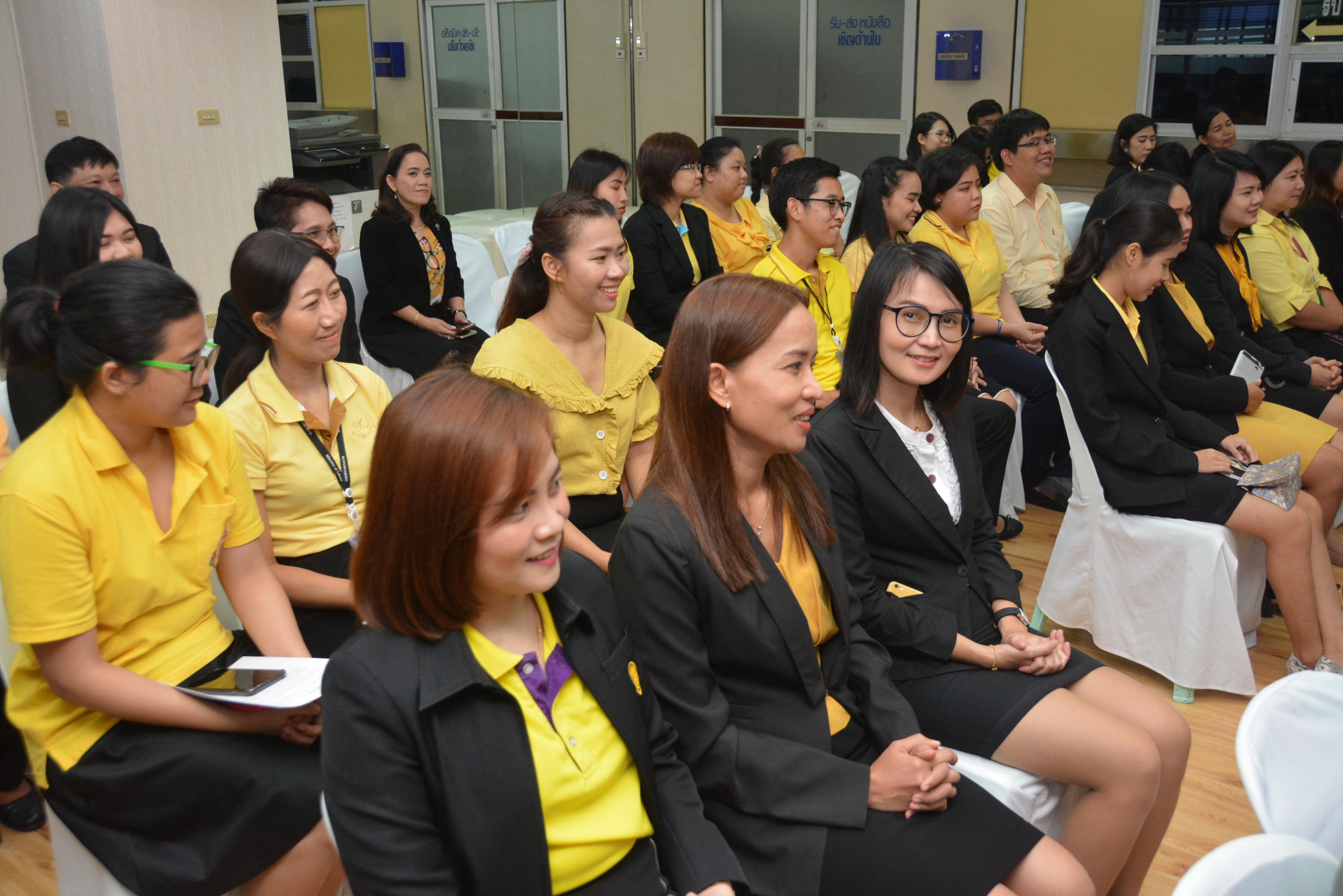 อธิบดีกรมการจัดหางาน ปิดการอบรมเพิ่มสมรรถนะในการใช้ภาษาต่างประเทศ (อังกฤษ) ระดับ 1 และ 2 พร้อมมอบวุฒิบัตร ให้แก่ผู้สำเร็จการฝึกอบรมฯ