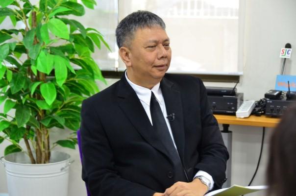 สัมภาษณ์สื่อมวลชน ณ ศูนย์บริการจัดหางานเพื่อคนไทย (Smart Job Center)