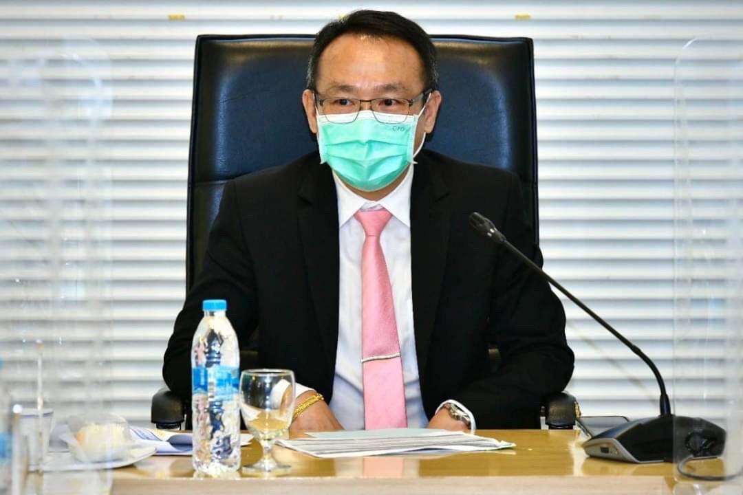ประชุมคณะกรรมการกำกับการประเมินผลการปฏิบัติราชการของส่วนราชการในกระทรวงแรงงาน