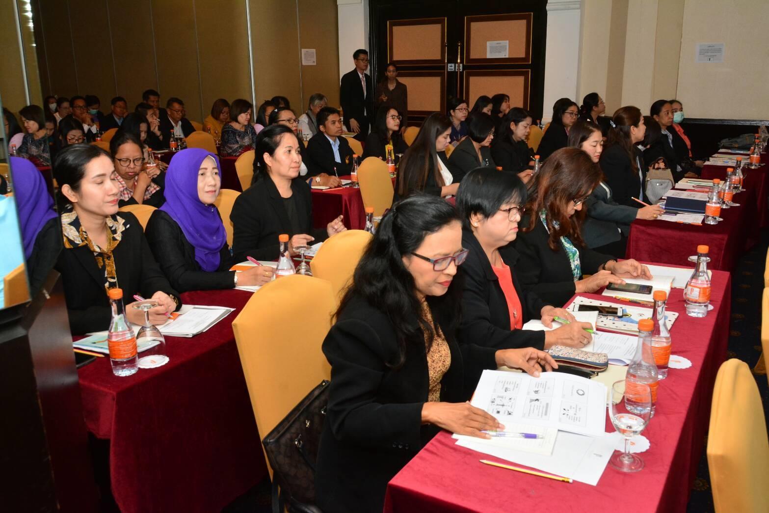 กรมการจัดหางาน  จัดโครงการส่งเสริมความรู้ทางด้านวินัย และผลประโยชน์ทับซ้อน