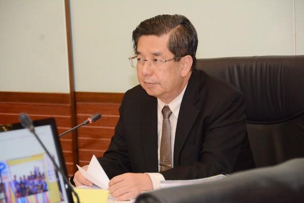 ประชุมคณะกรรมการพิจารณาการดำเนินงานขององค์การเอกชนต่างประเทศ ครั้งที่ 5/2559