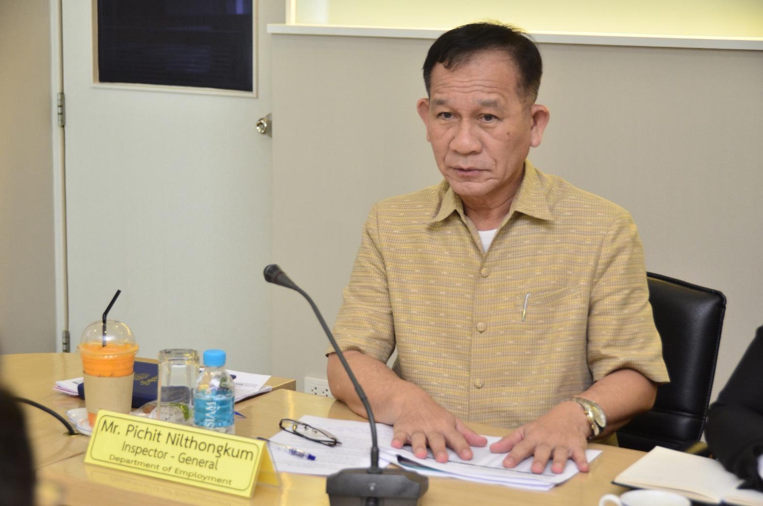 ไทย-กัมพูชาร่วมหารือเร่งรัดพิสูจน์สัญชาติแรงงานกัมพูชาในประเทศไทย