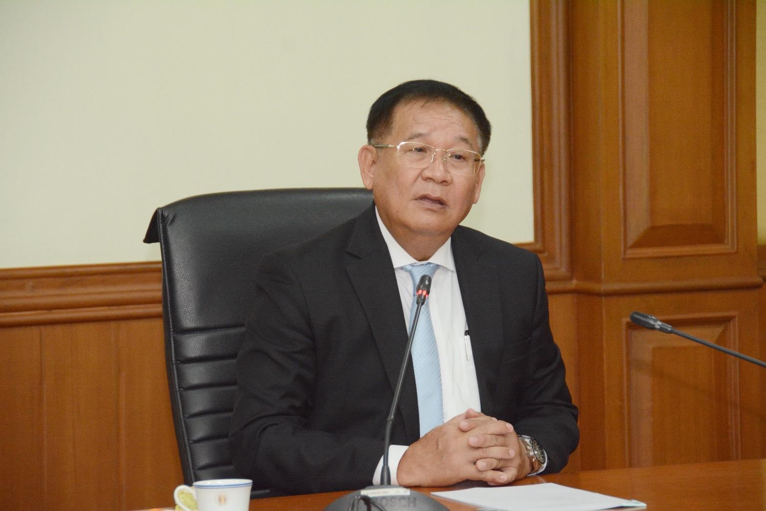 กรมการจัดหางานร่วมหารือสมาคมการจัดหางานไทยไปต่างประเทศ พร้อมทำงานร่วมกันในรูปแบบประชารัฐ