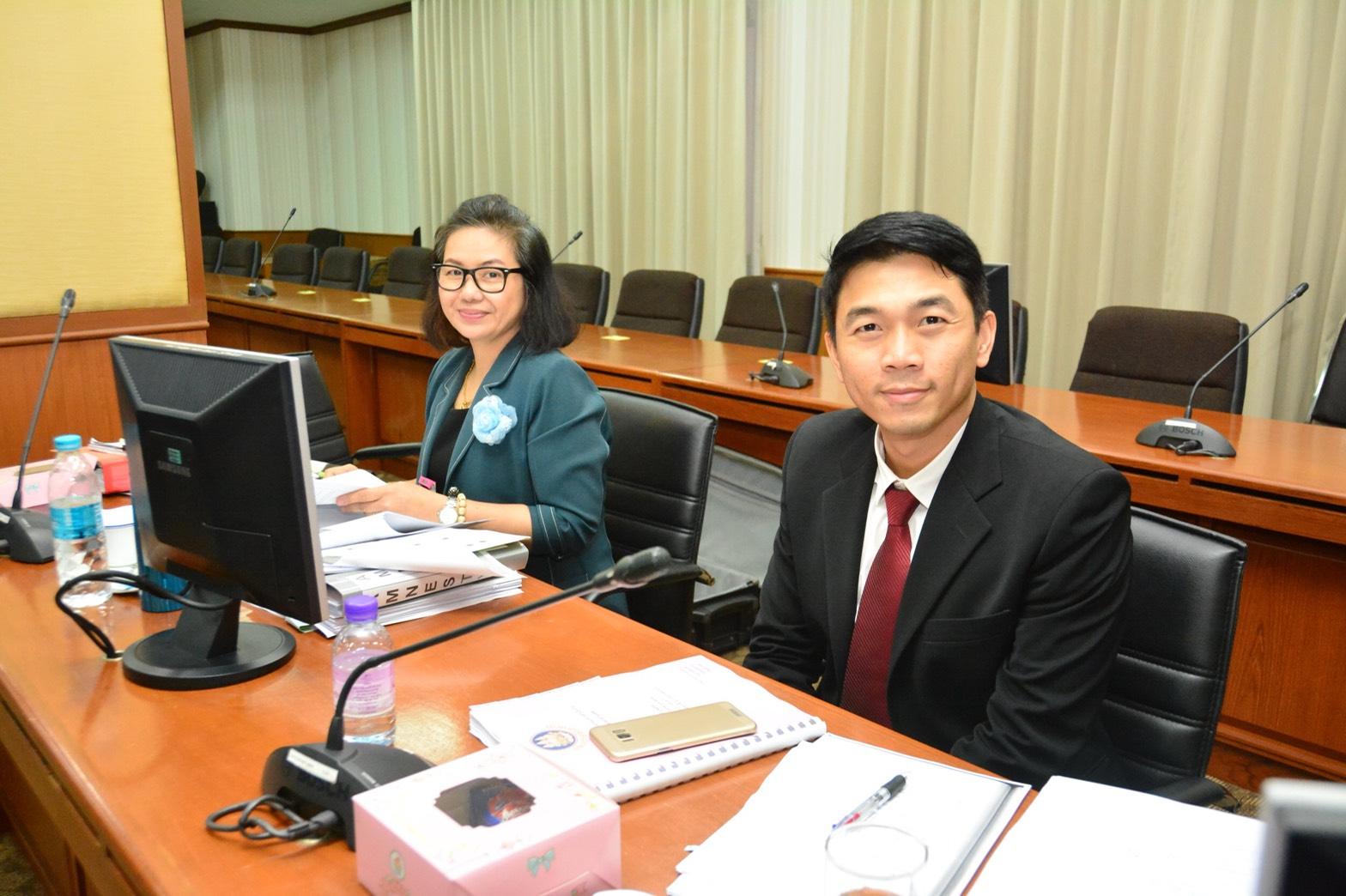 กรมการจัดหางาน จัดประชุมคณะกรรมการพิจารณาการดำเนินงานขององค์การเอกชนต่างประเทศ ครั้งที่ 4/2561