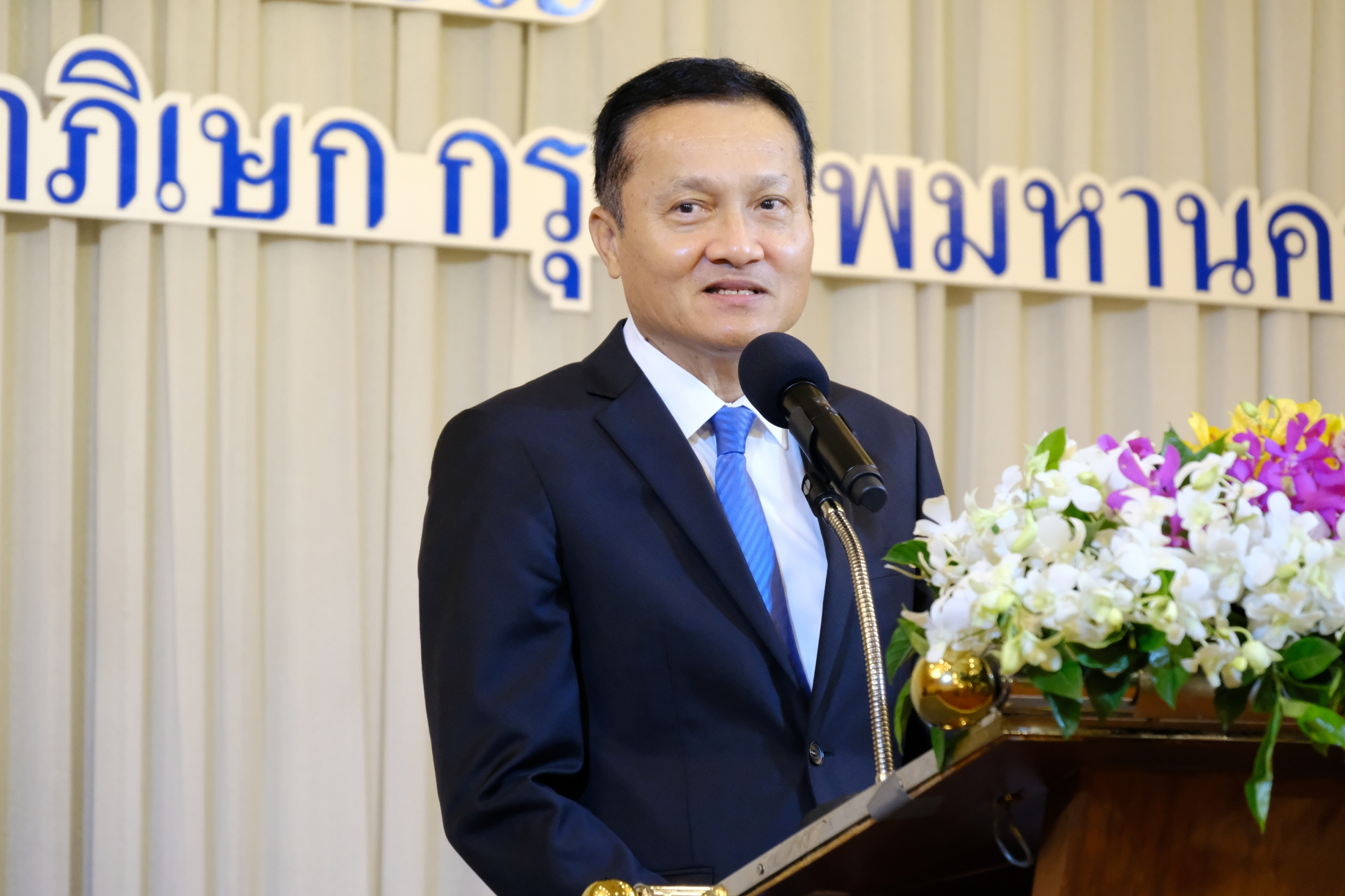 อธิบดีกรมการจัดหางาน ร่วมเปิดโครงการกระทรวงแรงงานร่วมขับเคลื่อนประเทศไทยให้ใสสะอาดปราศจากการทุจริตฯ
