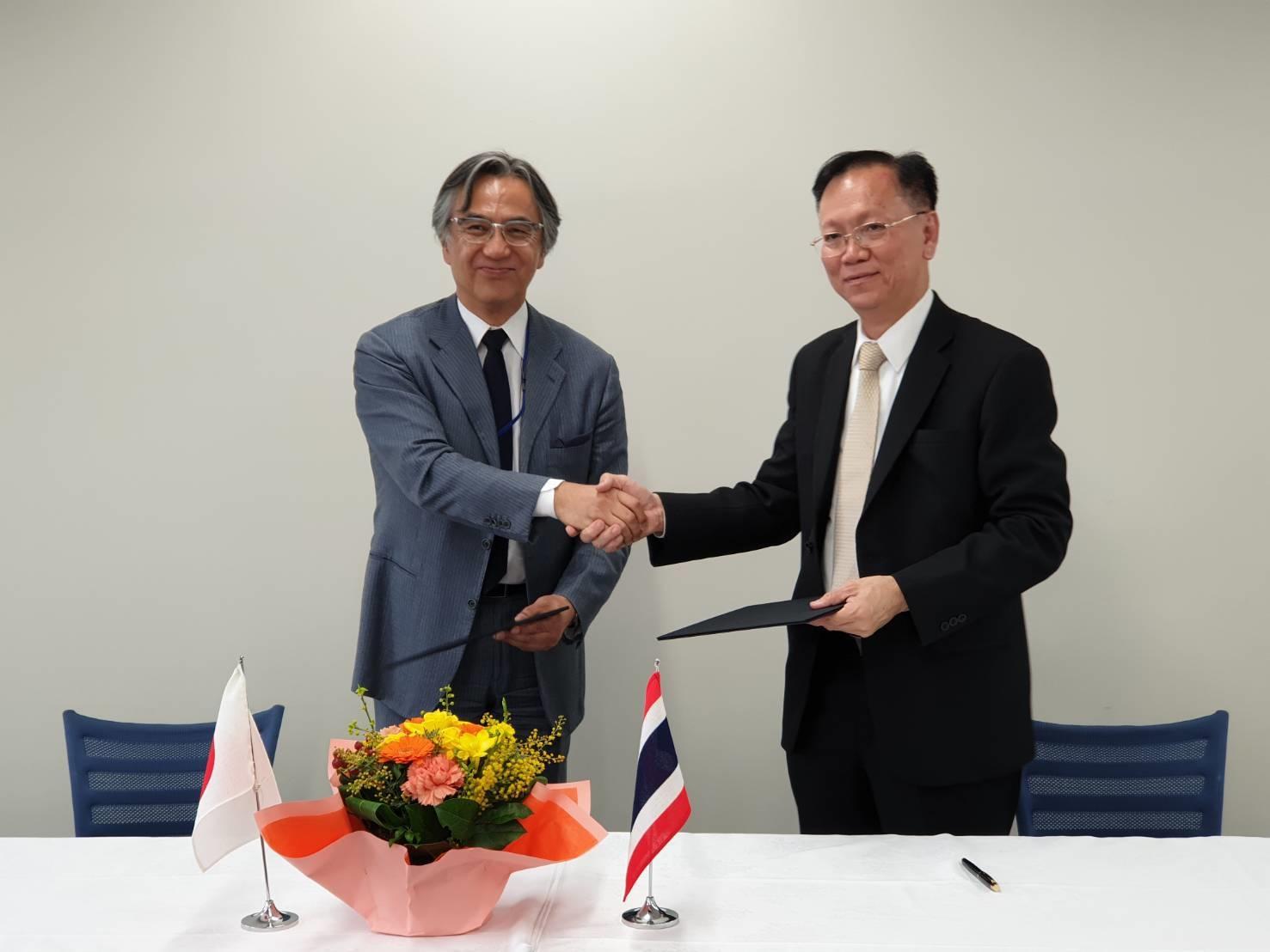 ไทย ลงนาม JITCO ญี่ปุ่น เพิ่มความสะดวกในการจัดส่งและรับผู้ฝึกงานเทคนิคไทย