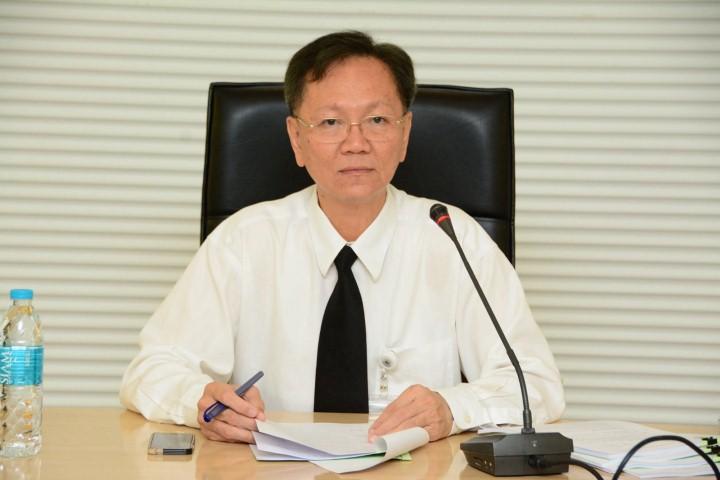 ประชุมคณะทำงานพิจารณาจัดทำการประเมินค่างานสำหรับตำแหน่งประเภทอำนวยการระดับสูง ครั้งที่ 2/2559