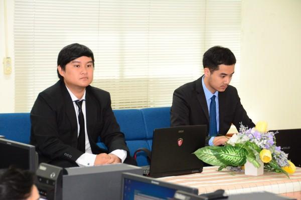 """รฝึกอบรมเชิงปฏิบัติการหลักสูตร """"การประมาณการข้อมูลตลาดแรงงาน"""" ณ ห้องฝึกอบรมศูนย์เทคโนโลยีสารสนเทศและการสื่อสาร กรมการจัดหางาน อาคารกระทรวงแรงงาน ผู้เข้าอบรมประกอบด้วยเจ้าหน้าที่กองบริหารข้อมูลตลาดแรงงานทั้งส่วนกลางและส่วนภูมิภาคและศูนย์บริหารข้อมูลตลาดแรง"""