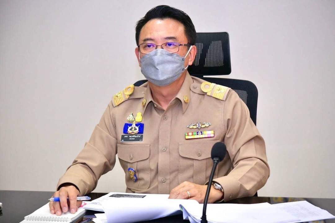 ผู้ตรวจราชการกรม  ร่วมการประชุมเพื่อขับเคลื่อนการปรับปรุงสภาพแวดล้อมสำหรับการประกอบธุรกิจในประเทศไทย