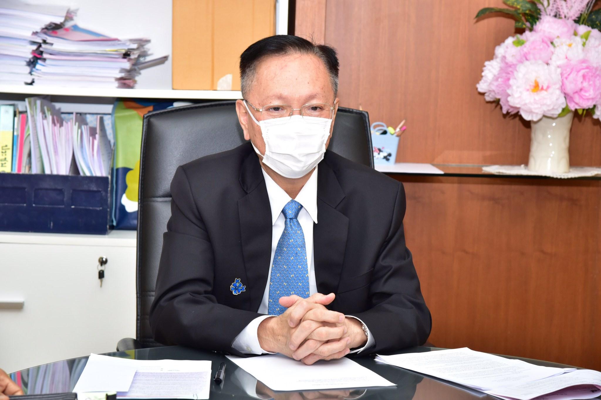 อธิบดีกรมการจัดหางาน หารือ  HRD เกาหลี