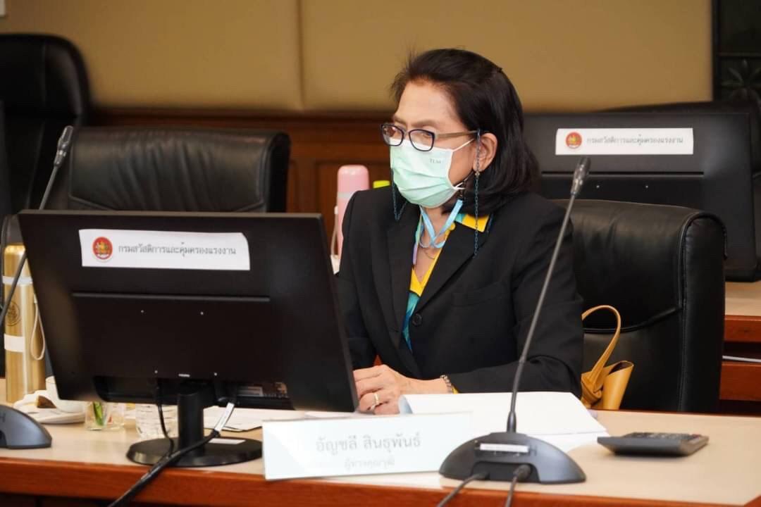 1.รองอธิบดีกรมการจัดหางานประชุมกำหนดแนวทางการดำเนินงาน ภายใต้สถานการณ์การแพร่ระบาดของโรคติดเชื้อไวรัสโคโรนา 2019 (โควิด – 19) 2.กกจ.ประชุมคณะกรรมการกองทุนเพื่อการบริหารจัดการการทำงานของคนต่างด้าว ครั้งที่ 5/2564