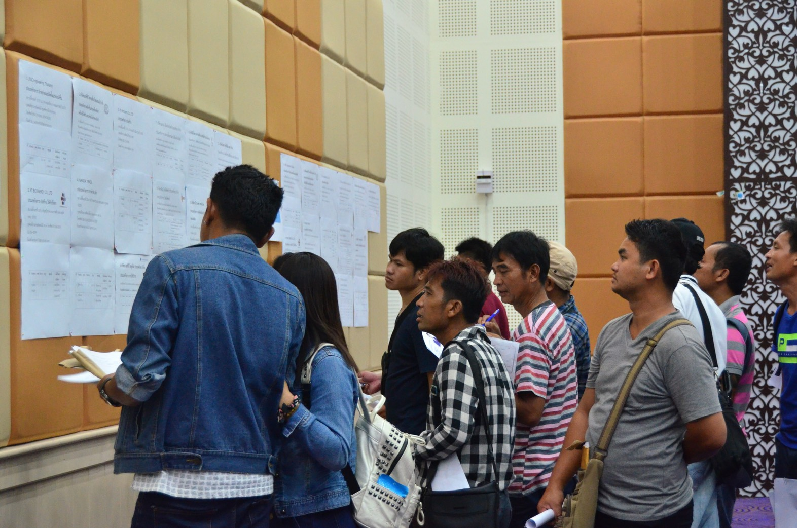 """กกจ.จับมือ HRD Korea Thailand จัดกิจกรรม""""นัดพบแรงงาน"""" สร้างอาชีพให้แรงงานไทยที่กลับจากทำงานเกาหลีใต้"""