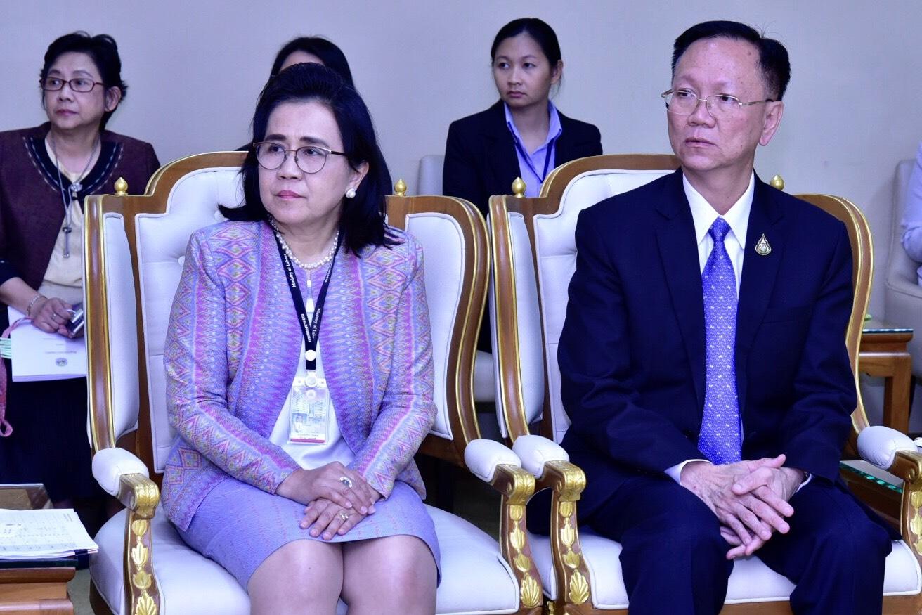 อธิบดี กกจ. ร่วมให้การต้อนรับ เอกอัครราชทูตญี่ปุ่นประจำประเทศไทย