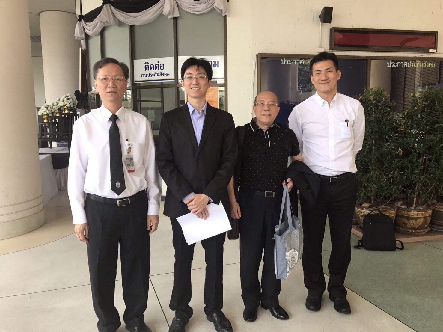 นายจ้างไต้หวันพอใจ ฝีมือคนงานไทย หลังทดสอบแล้วแจ้งรับเพิ่ม จาก 30 คนเป็น 150 คน มีกำหนดเดินทางเมษายน และพฤษภาคม นี้