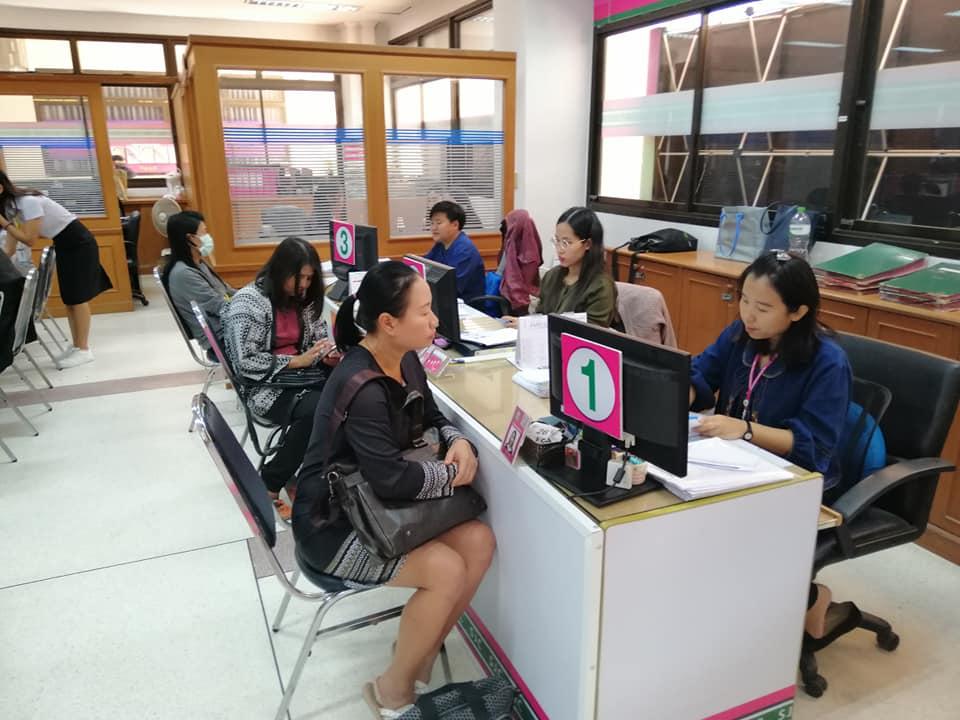 กิจกรรมนัดพบแรงงาน ครั้งที่ 2/2563  ณ ศูนย์บริการจัดหางานเพื่อคนไทย (Smart Job Center)