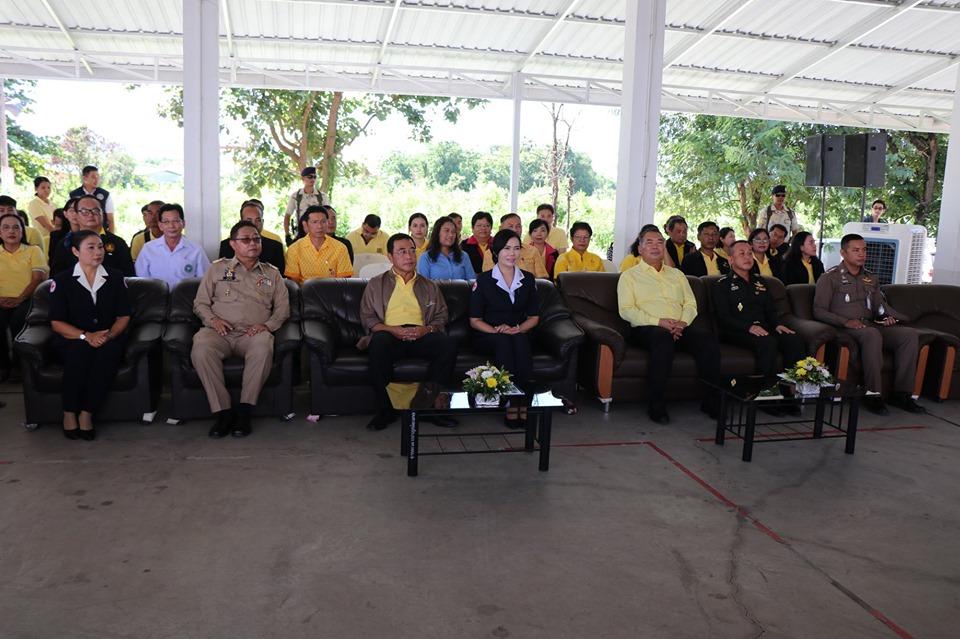 เข้าร่วมโครงการจังหวัดเคลื่อนที่และคลินิกมหาดไทย ครั้งที่ 9 ประจำปีงบประมาณ 2562