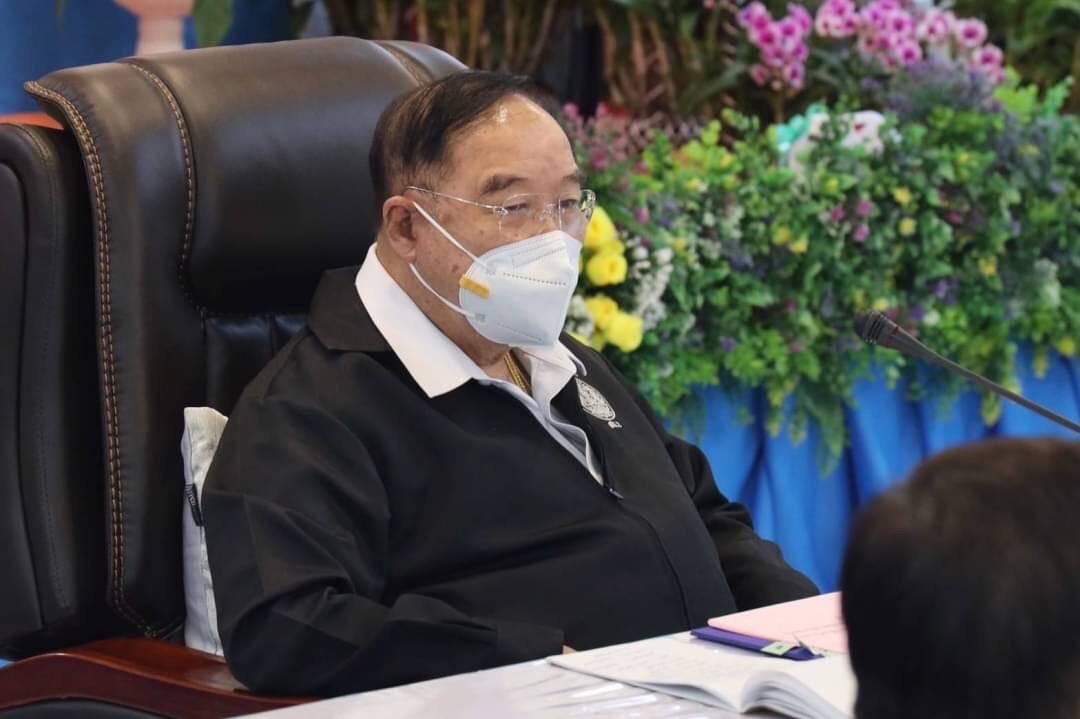 ตรวจราชการเขตพื้นที่จังหวัดกาญจนบุรีของ รองนายกรัฐมนตรี (พลเอก ประวิตร วงษ์สุวรรณ)