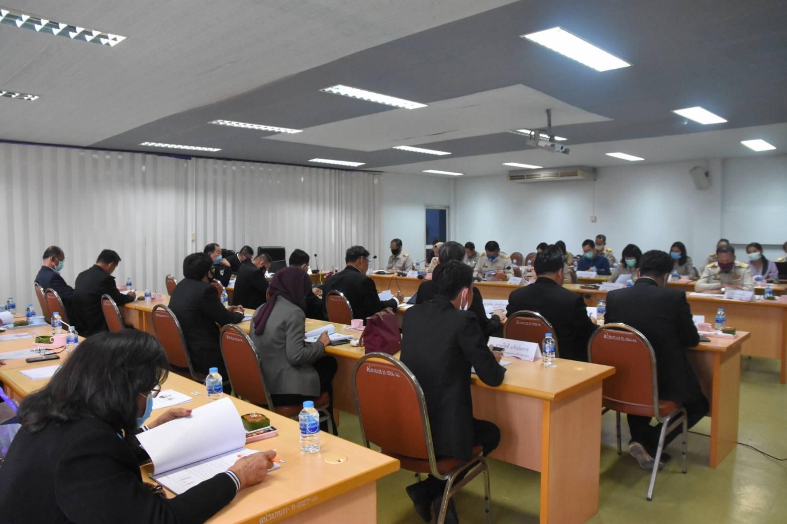 ร่วมประชุมเพื่อชี้แจงแสดงความคิดเห็น เนื่องในโอกาสคณะกรรมาธิการการแรงงาน สภาผู้แทนราษฎร