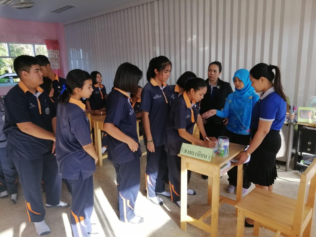 กิจกรรมแนะแนวอาชีพให้นักเรียน นักศึกษา ประจำปีง พ.ศ.2563 ครั้งที่2/2563
