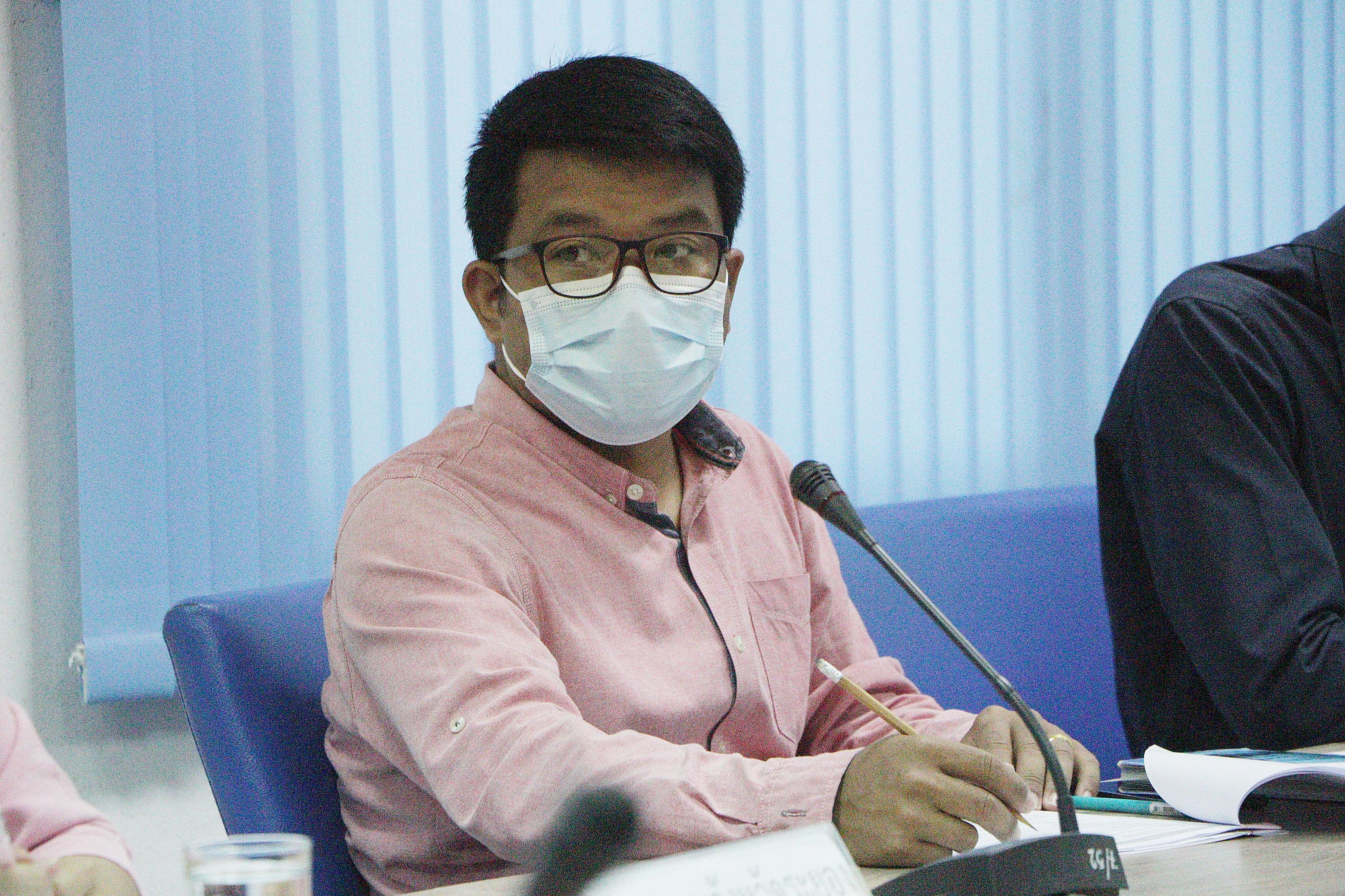 ประชุมจัดทำแผนปฏิบัติการด้านการป้องกันและแก้ไขปัญหาการค้ามนุษย์ด้านแรงงานจังหวัดระยอง 2565